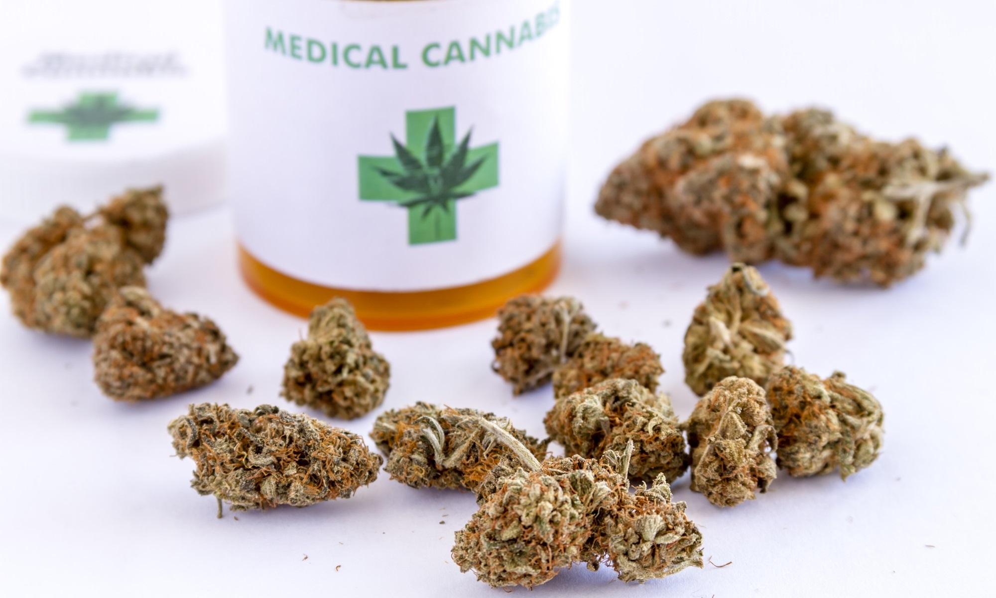 Marihuana medicinal para VIH
